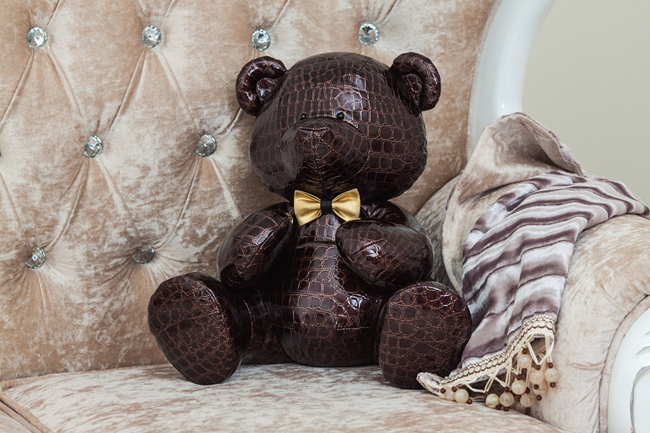 Mr. Brown the Teddy Bear Designer Toy
