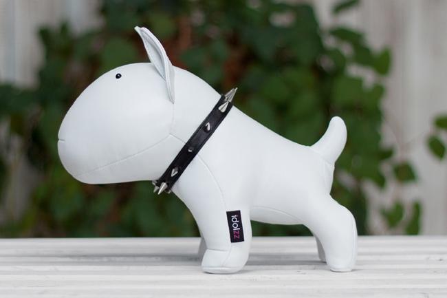 Mr. White the Bull Terrier • Stonemask